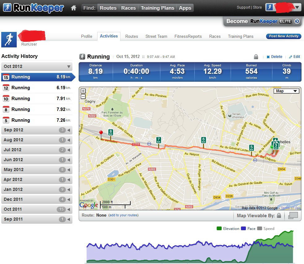 Site RunKeeper_activities_1_capture