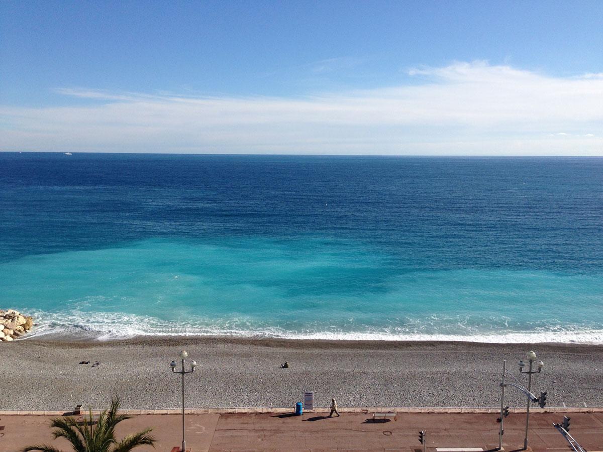 Promenade des Anglais, Nice, 02 2013. Ph. Moctar KANE.