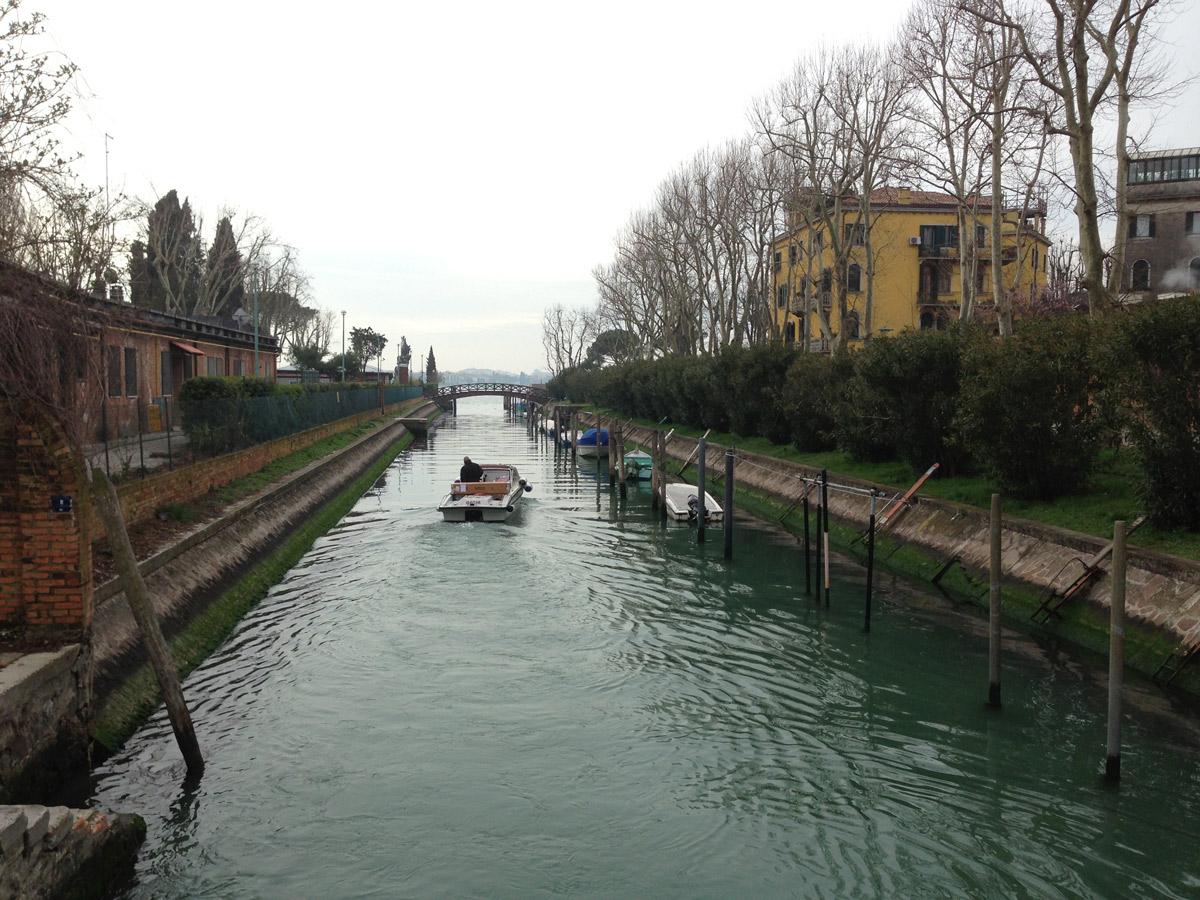 A l'est, Venise 03 2013, Ph. Moctar KANE.