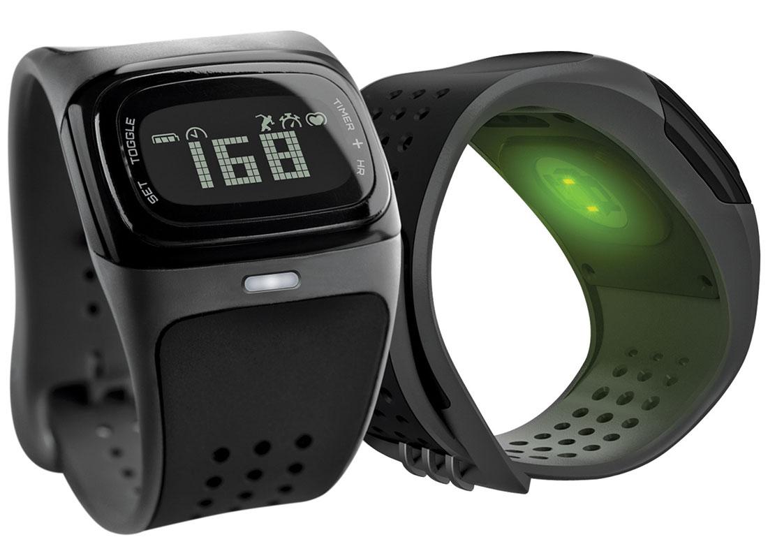 La montre cardio-fréquencemètre Mio Alpha de la socité Mio Global