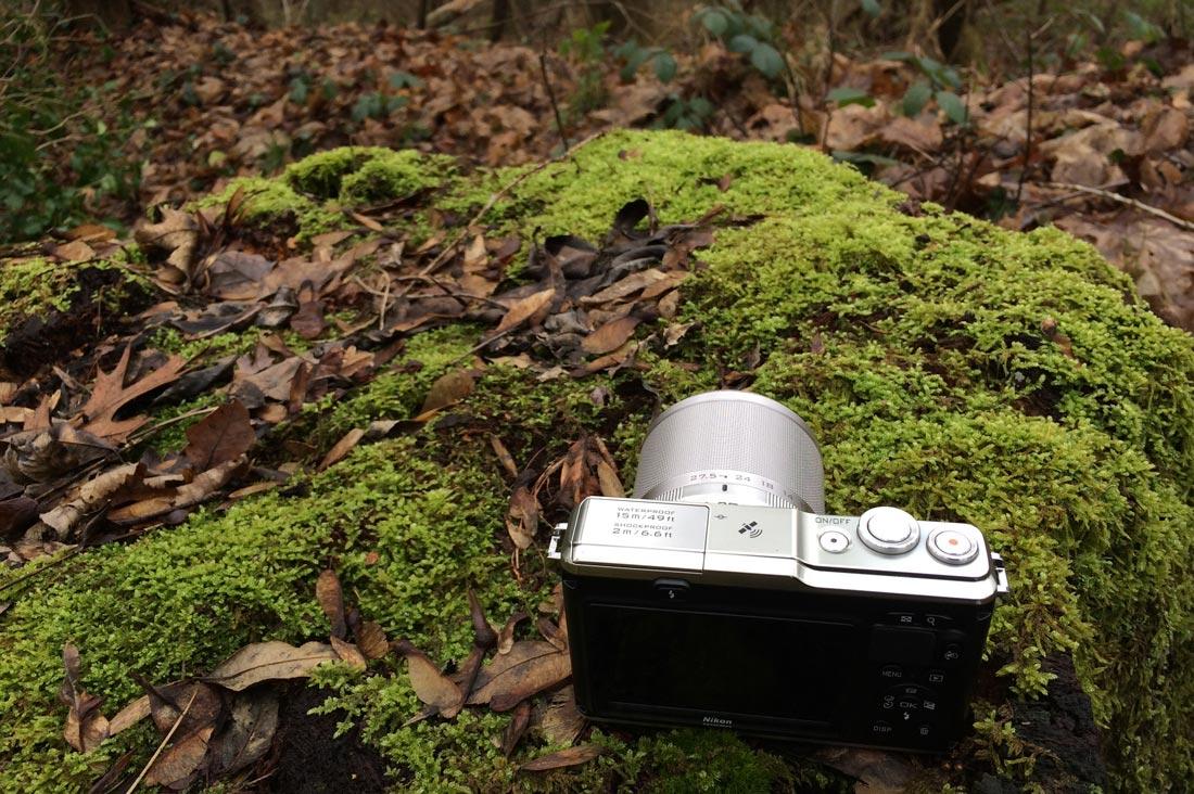 Le Nikon 1 AW1. Ph. Moctar KANE.