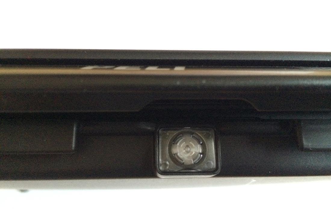La coque de protection Peli ProGear i1065 : ici la valve d'évacuation. Ph. Moctar KANE.