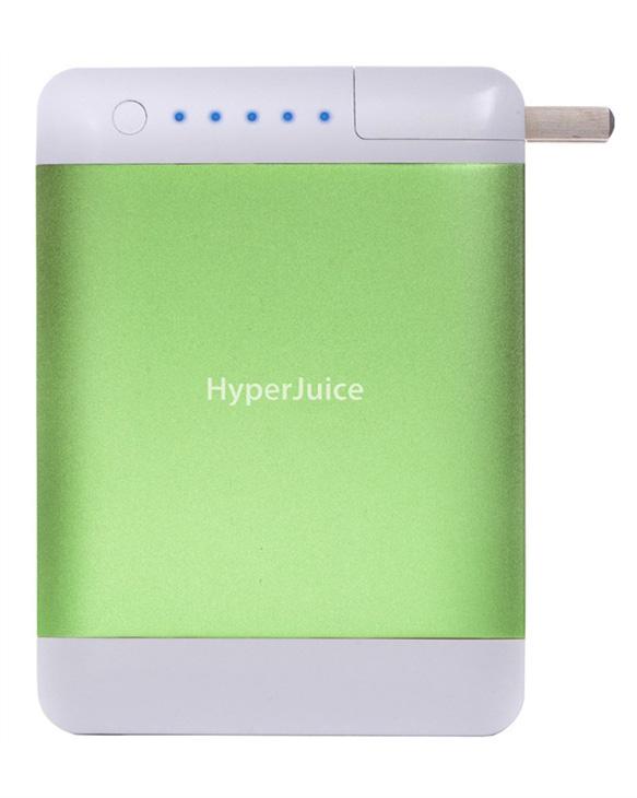 La batterie autonome HyperJuice Plug P10.
