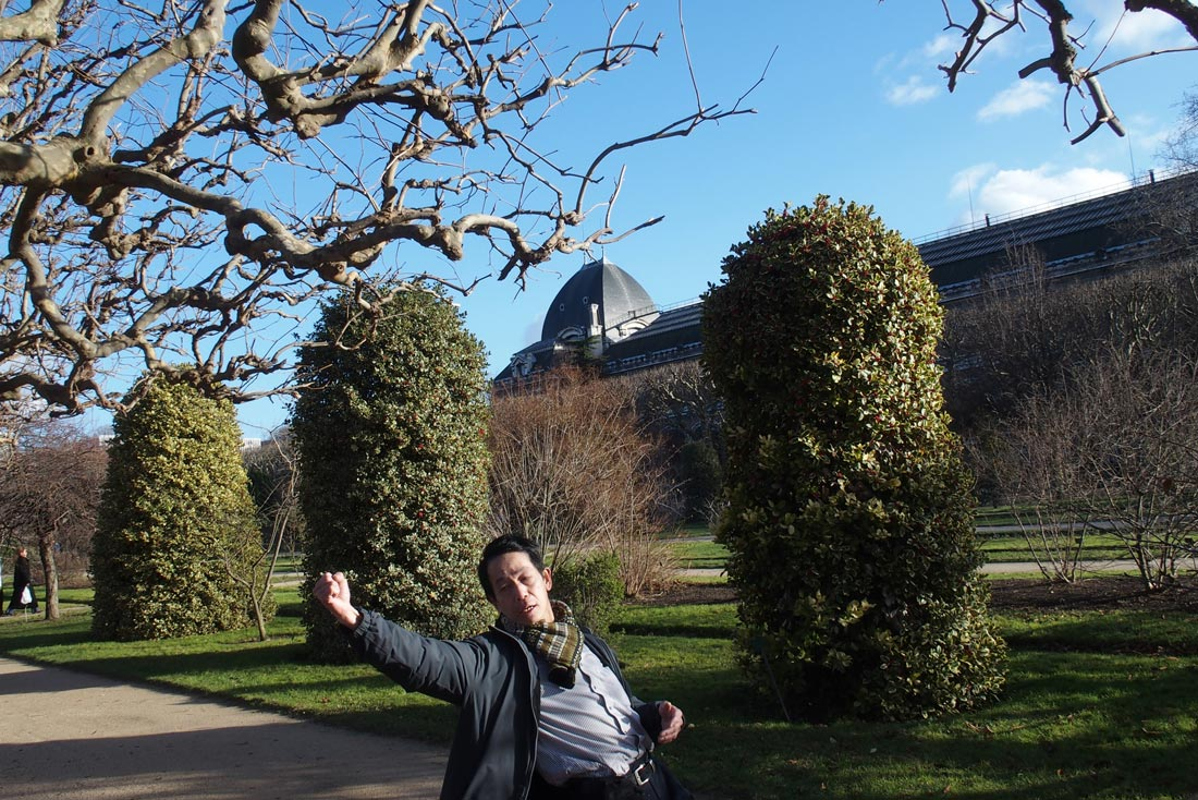 Test Olympus Stylus 1 : au Jardin des Plantes, Paris 2013. Ph. M. KANE.