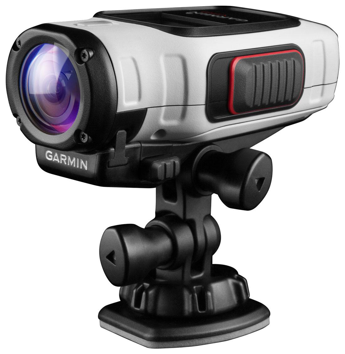 La caméra d'action GPS Garmin Virb Elite.