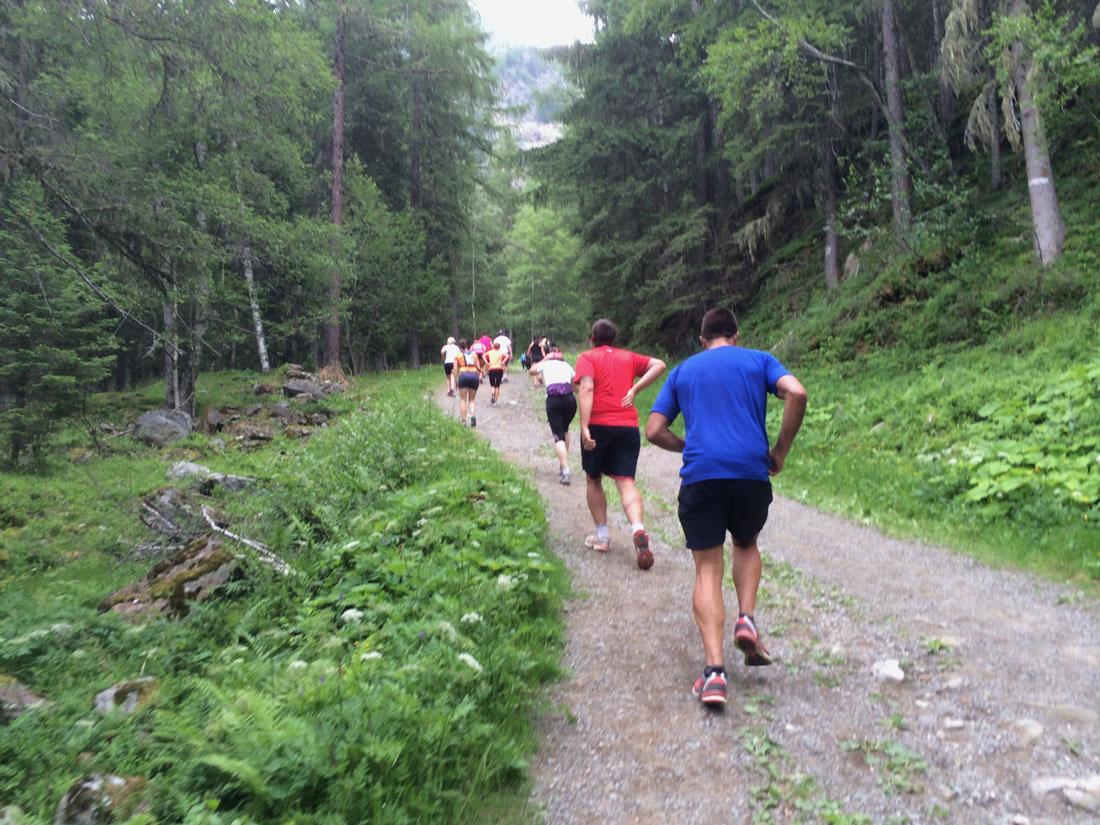 Les 10 km du Mont-Blanc 2014, Chamonix, 28 06 14 Ph. Moctar KANE.