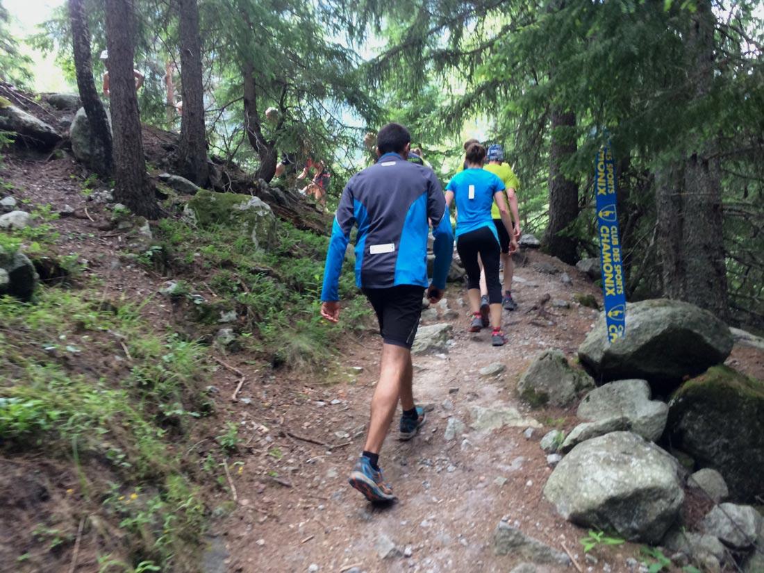 Les 10 km du Mont-Blanc, Chamonix, 28 06 2014, Ph. Moctar KANE.