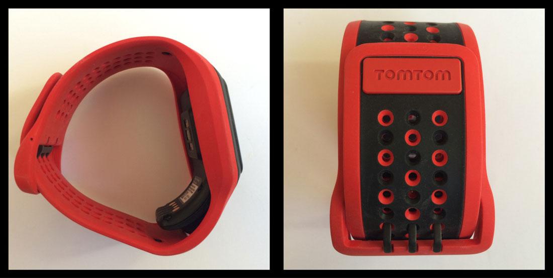 La montre GPS TomTom Multi-sport Cardio, Ph. Moctar KANE.