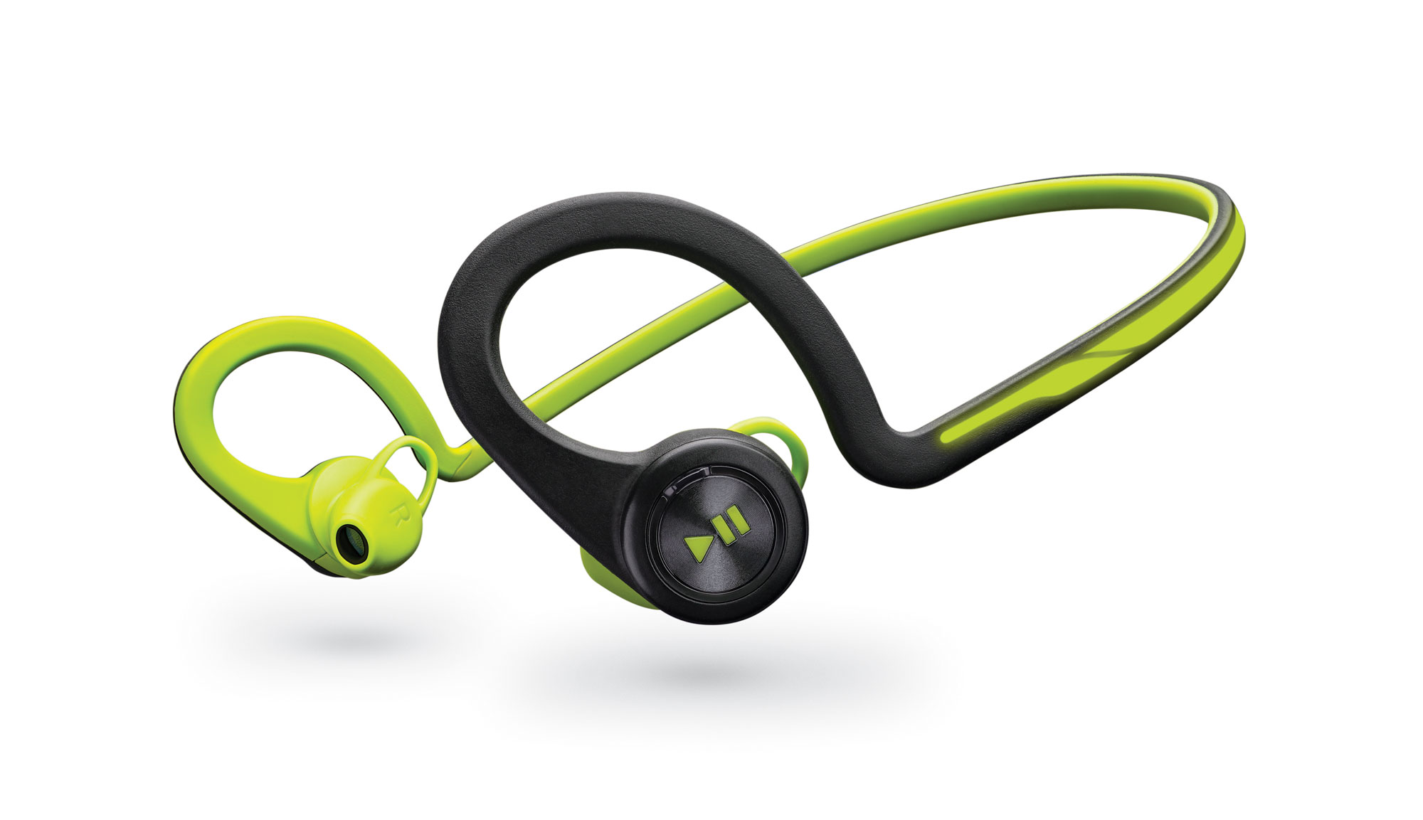 Ecouteurs intras de sport Bluetooth Plantronics BackBeat FIT