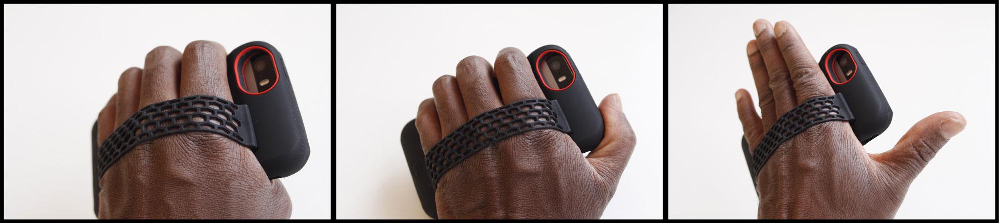 Etui de protection running yurbuds Race Case pour iPhone 5/5S, Ph. Moctar KANE
