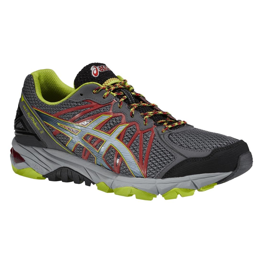 La chaussure de trail Asics Gel Fuji Trabuco 3.