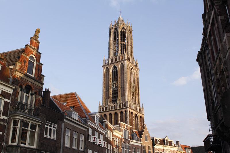 La Cathédrale Saint-Martin d'Utrecht (Domkerk), Utrecht, 2014. Ph. Moctar KANE.