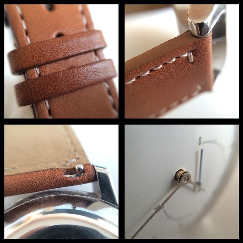 La montre capteur Withings Activité, 2015 Ph. Moctar KANE.