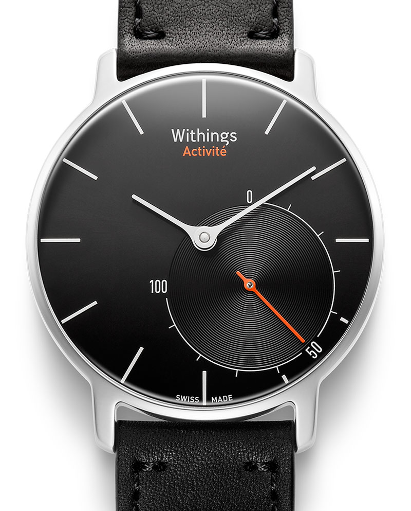 La montre capteur Withings Activité.