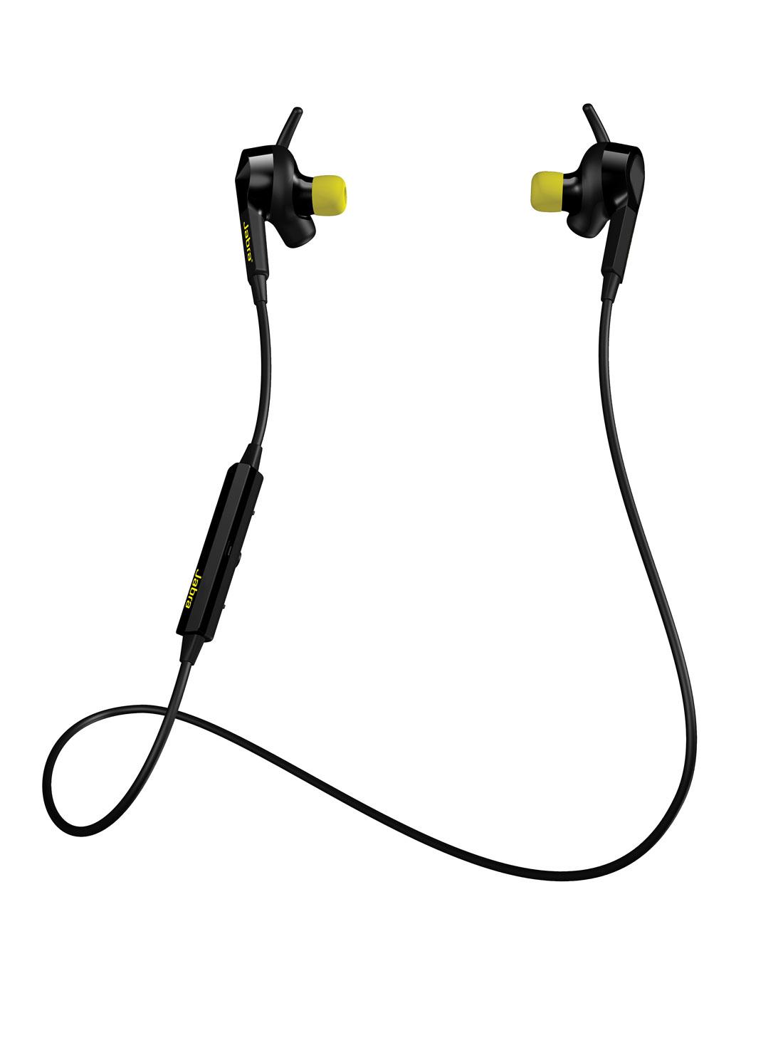 Ecouteurs intras et cardio-fréquencemètre Jabra Sport Pulse Wireless