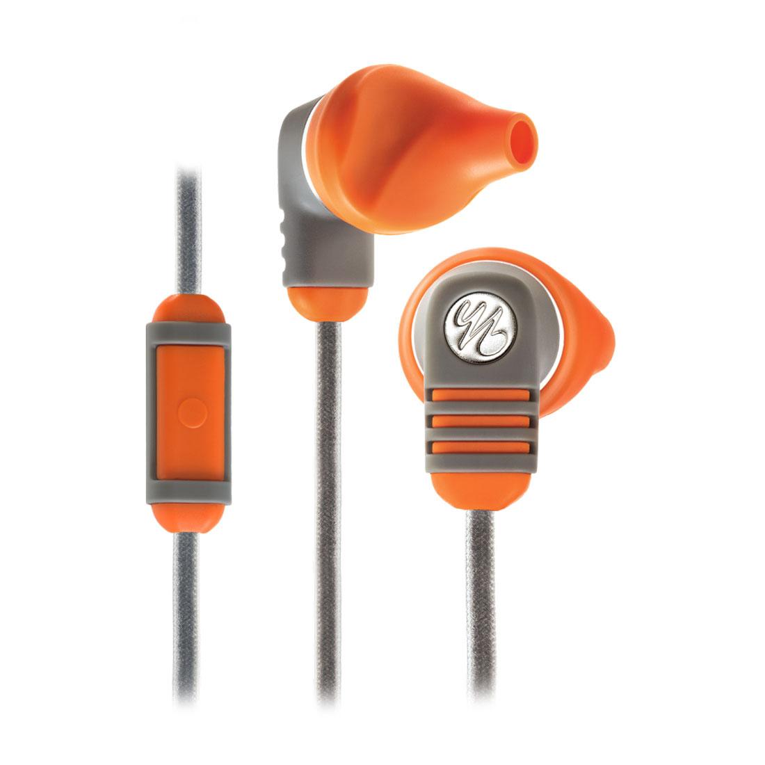 Les écouteurs intra de sport JBL yurbuds Venture Talk.