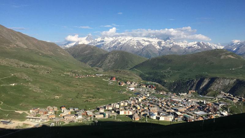 L'Alpe d'Huez, 02 06 2015, Ph. Moctar KANE.