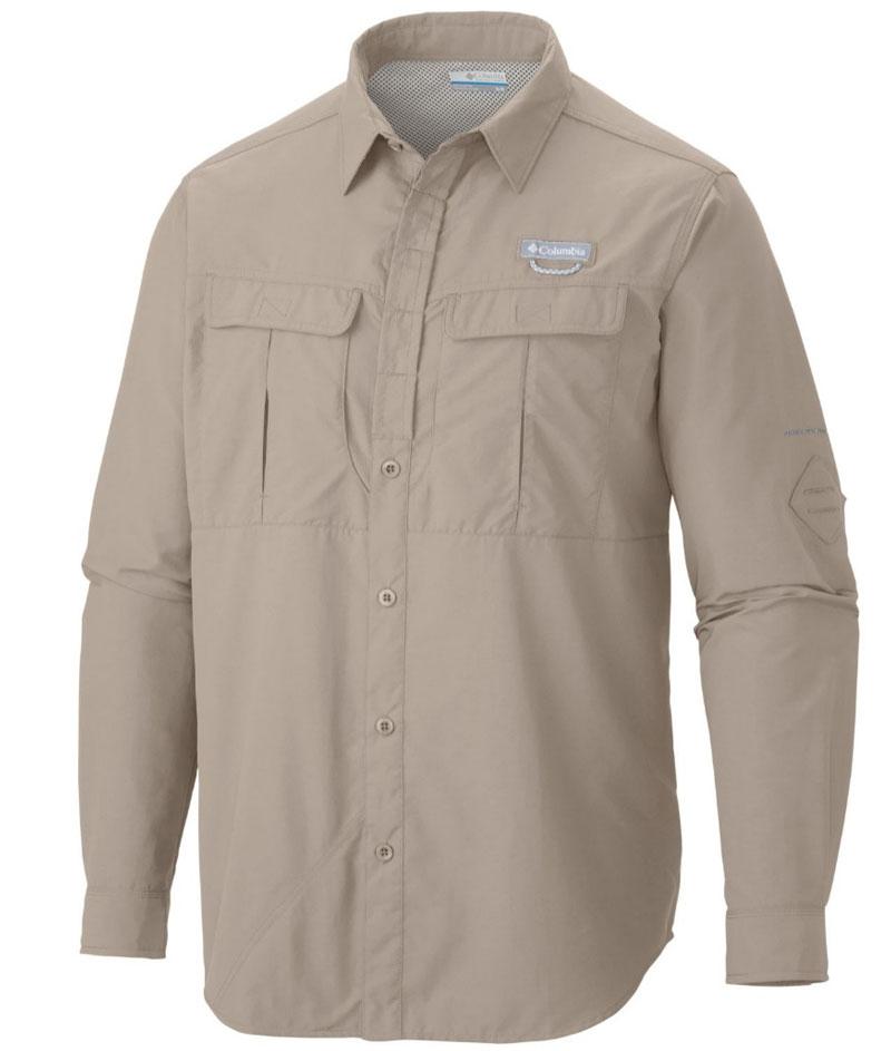 La chemise Columbia Cascades Explorer.