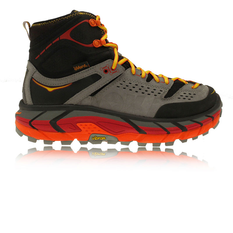 La chaussure de randonnée Hoka One One Tor Ultra HI WP.