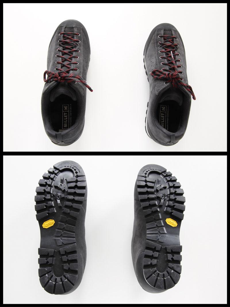 Les chaussures de randonnée Millet Friction GTX, 2015, Ph. Moctar KANE.