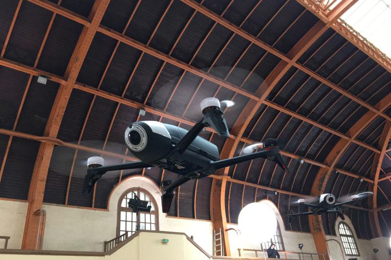Le drone Parrot Bebop 2, 11 2015, Ph. Moctar KANE.