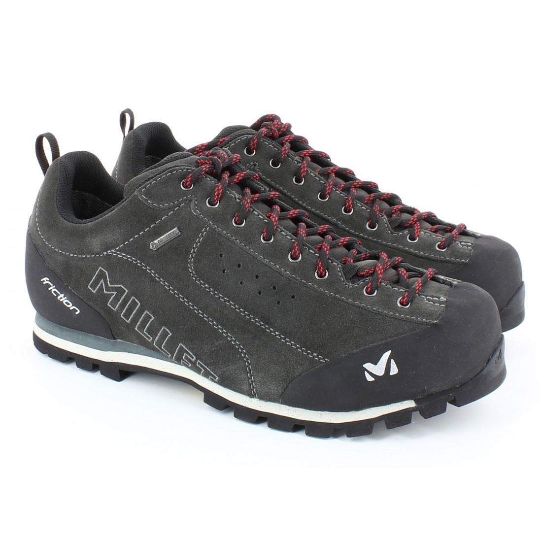 Les chaussures de randonnée Millet Friction GTX.