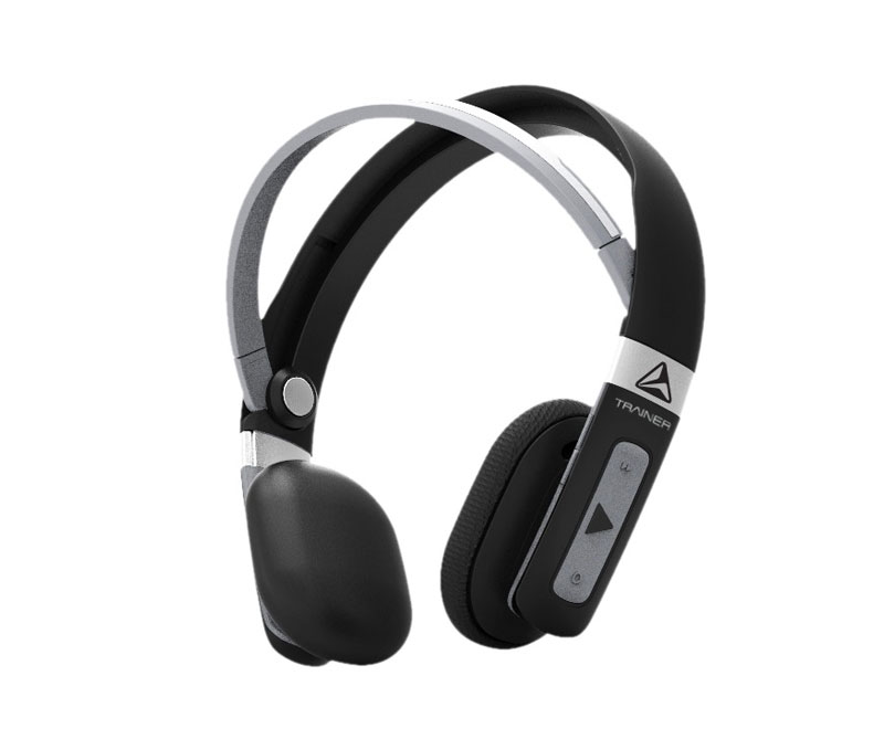 Le casque de sport Gibson Trainer TH100.