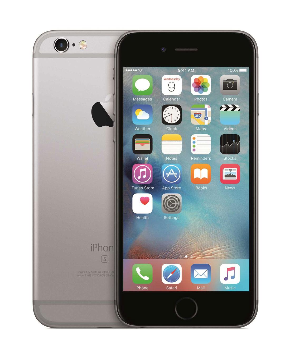 Apple iPhone 6 s Plus.