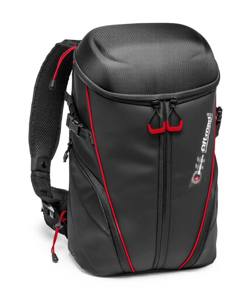 Sac à dos photo/vidéo Manfrotto Offroad Stunt Backpack.