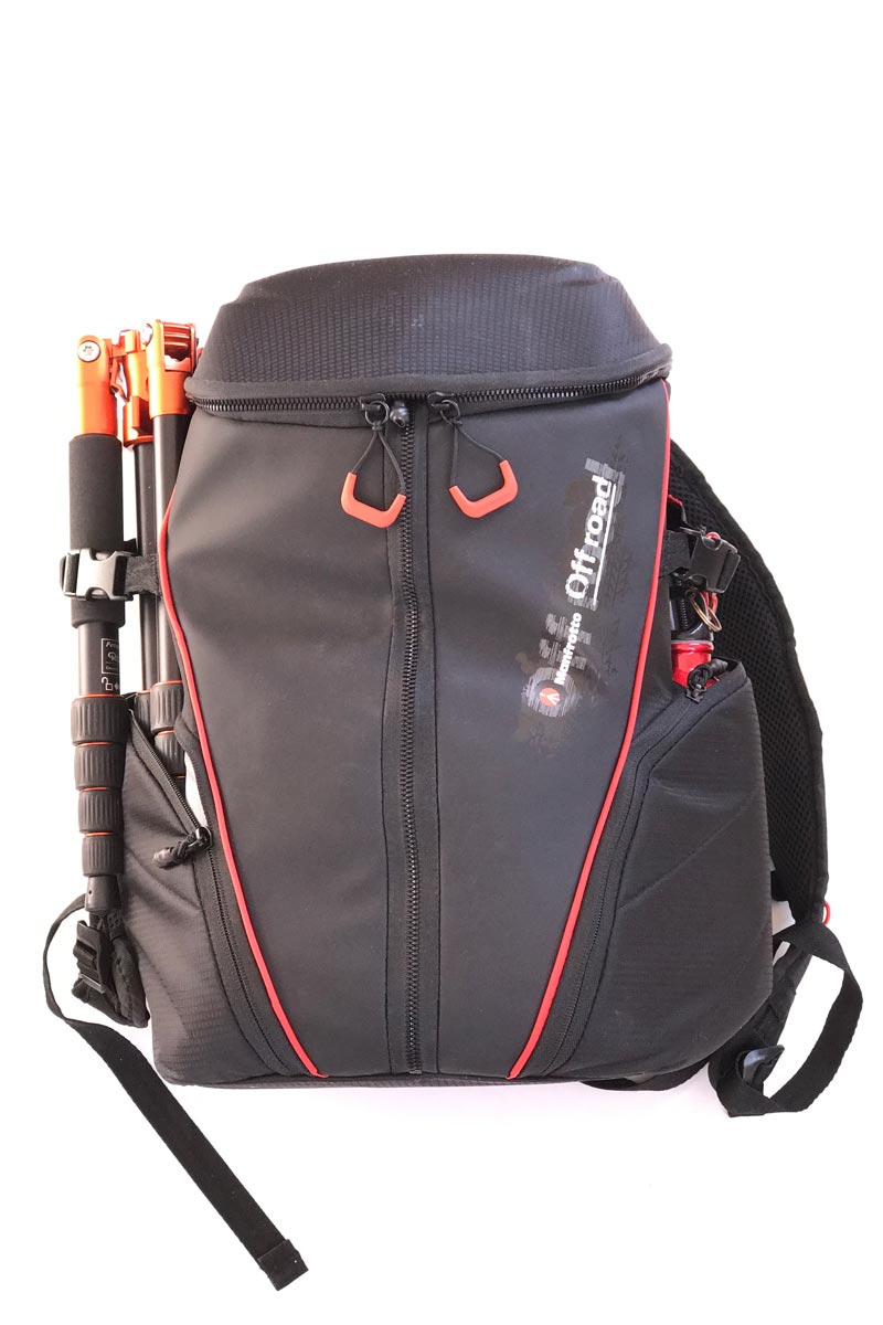 test manfrotto offroad stunt backpack sac dos modulaire photo vid o et plus high tech out. Black Bedroom Furniture Sets. Home Design Ideas