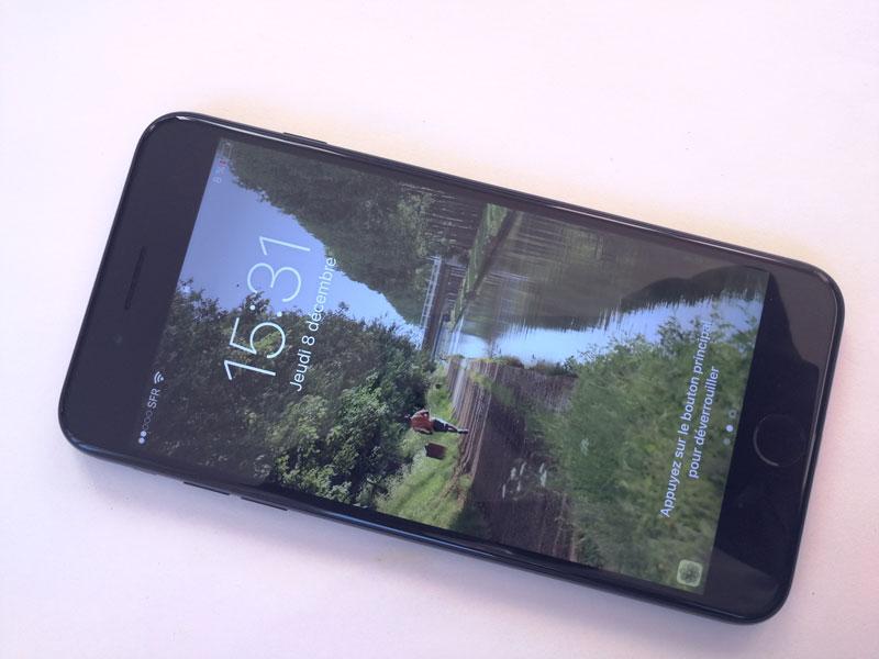Apple iPhone 7 Plus, 2016, Ph. Moctar KANE.