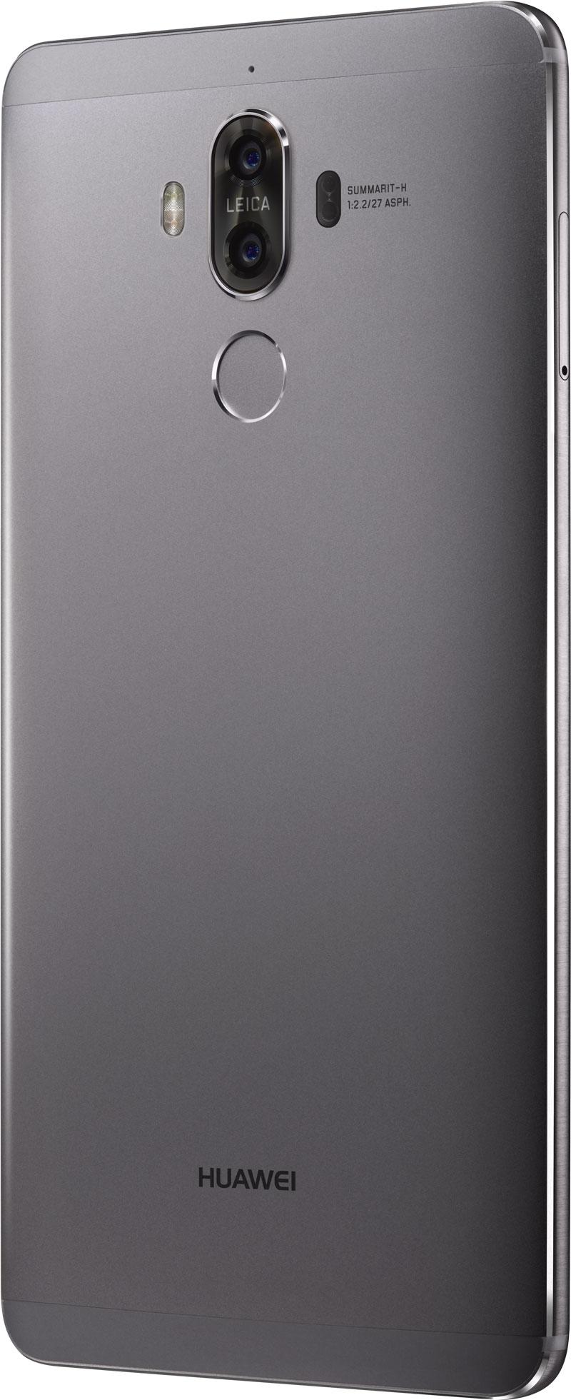 Le smartphone Huawei Mate 9.