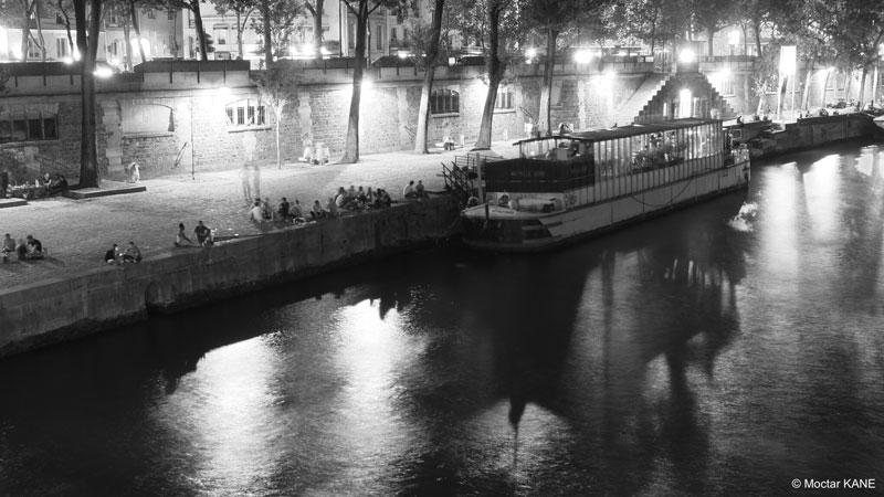 Le quai Montebello, photographié avec l'Olympus OM-D E-M1 Mark II, Paris, 2017, Ph. Moctar KANE.