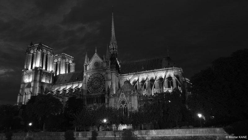 Notre-Dame, Paris, 2017, photo prise au smartphone Huawei P10 Plus, Ph. Moctar KANE.