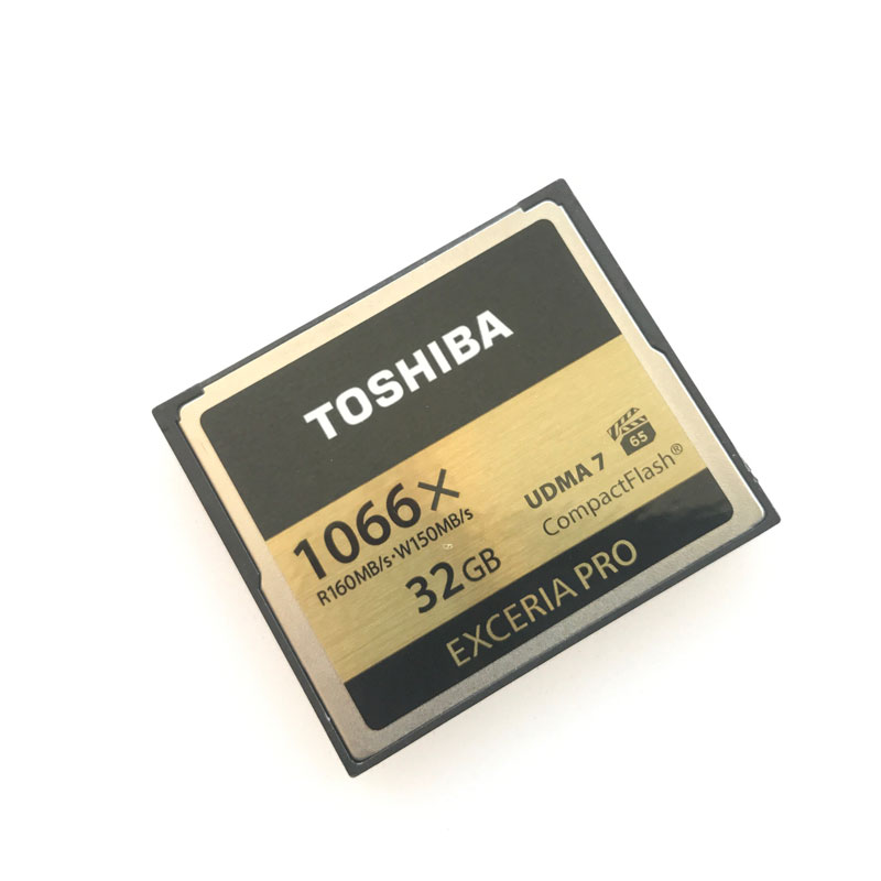 La carte Toshiba CF UDMA 7 1066x, 2017, Ph. Moctar KANE.