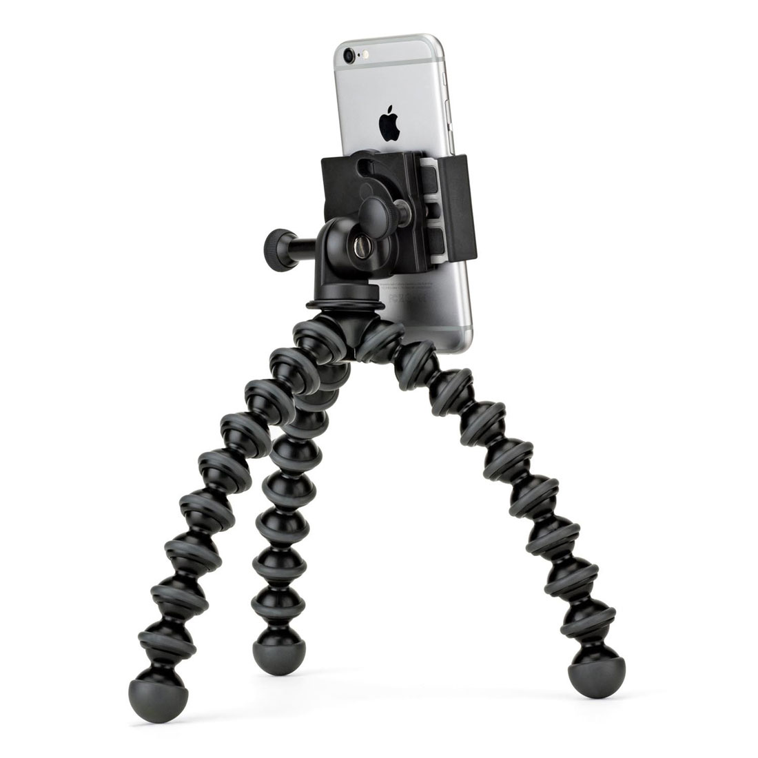 Support Joby GripTight PRO Phone avec son trépied GorillaPod.