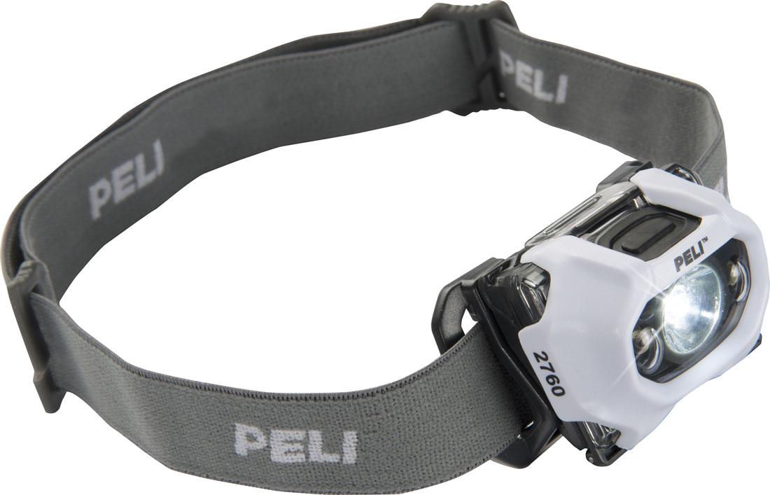 La lampe frontale Peli 2760.