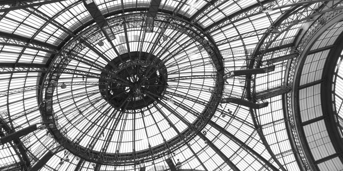 Le Grand Palais, photo prise avec le Huawei P20 Pro, Paris 03 2018, Ph. Moctar KANE.