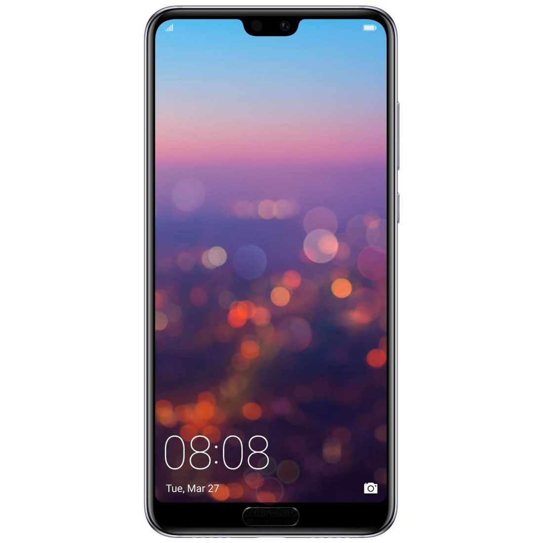 Le smartphone Huawei P20 Pro.