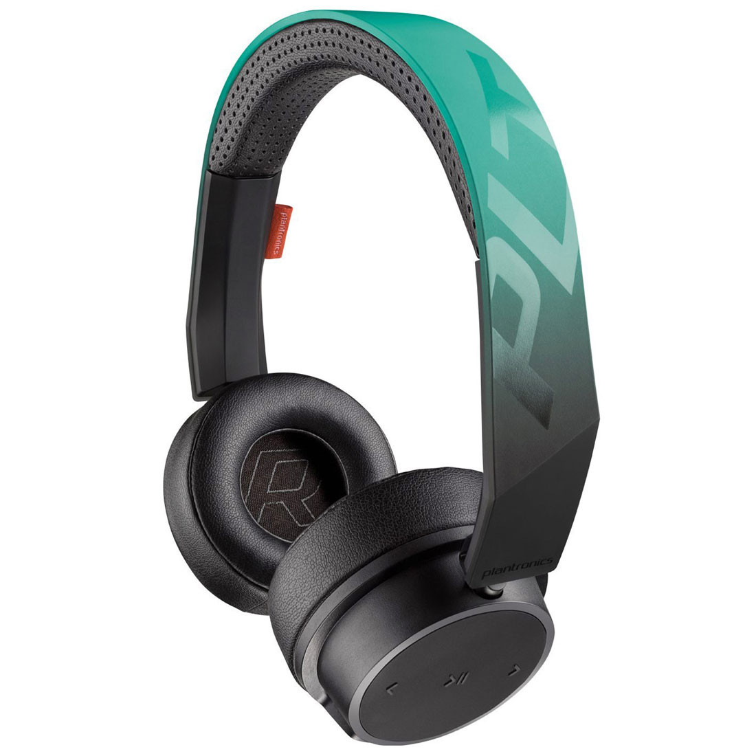 Le casque de sport Bluetooth Plantronics BackBeat FIT 500.