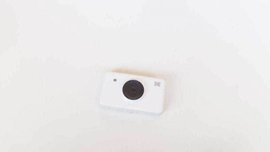 L'appareil photo instantanée Kodak Mini Shot, 2018, Ph. Moctar KANE.