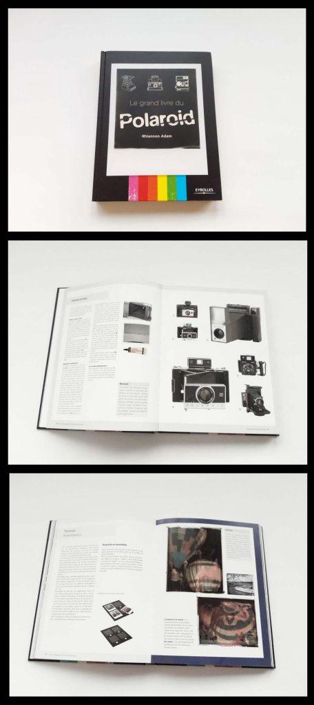 Le grand livre du Polaroid de Rhiannon Adam, 2018, Ph. Moctar KANE.