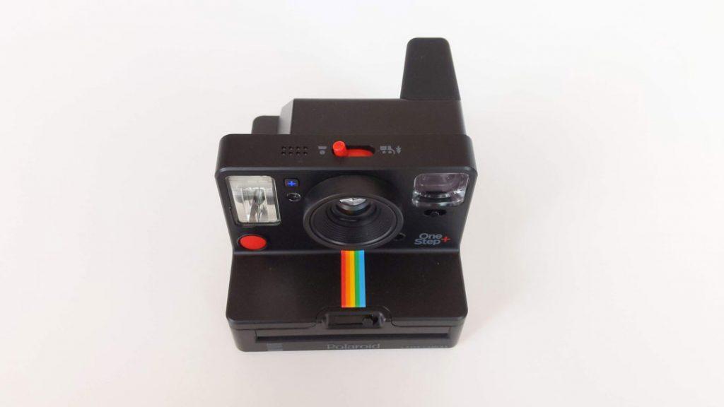 L'appareil photo instantanée Polaroid Originals One Step+, 2018, Ph. Moctar KANE.