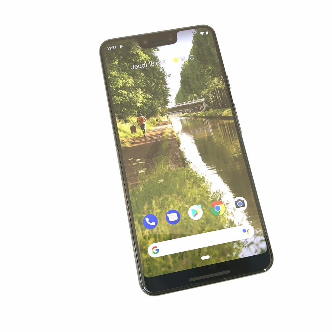 Smartphone Google Pixel 3 XL, 2018, Ph. Moctar KANE.
