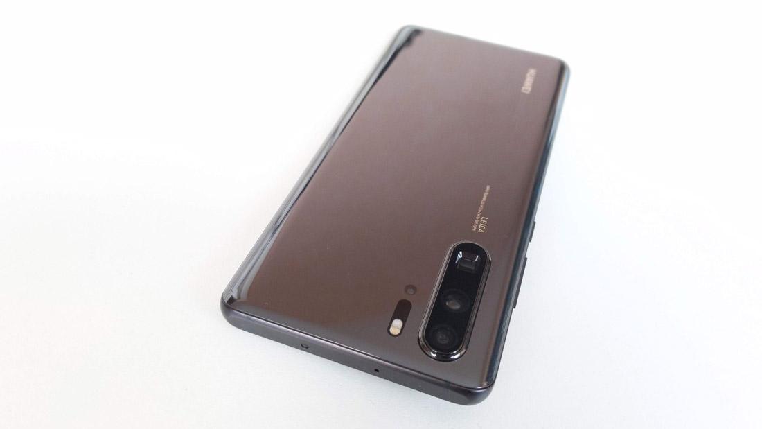 Smartphone Huawei P30 Pro, 2019, Ph. Moctar KANE.