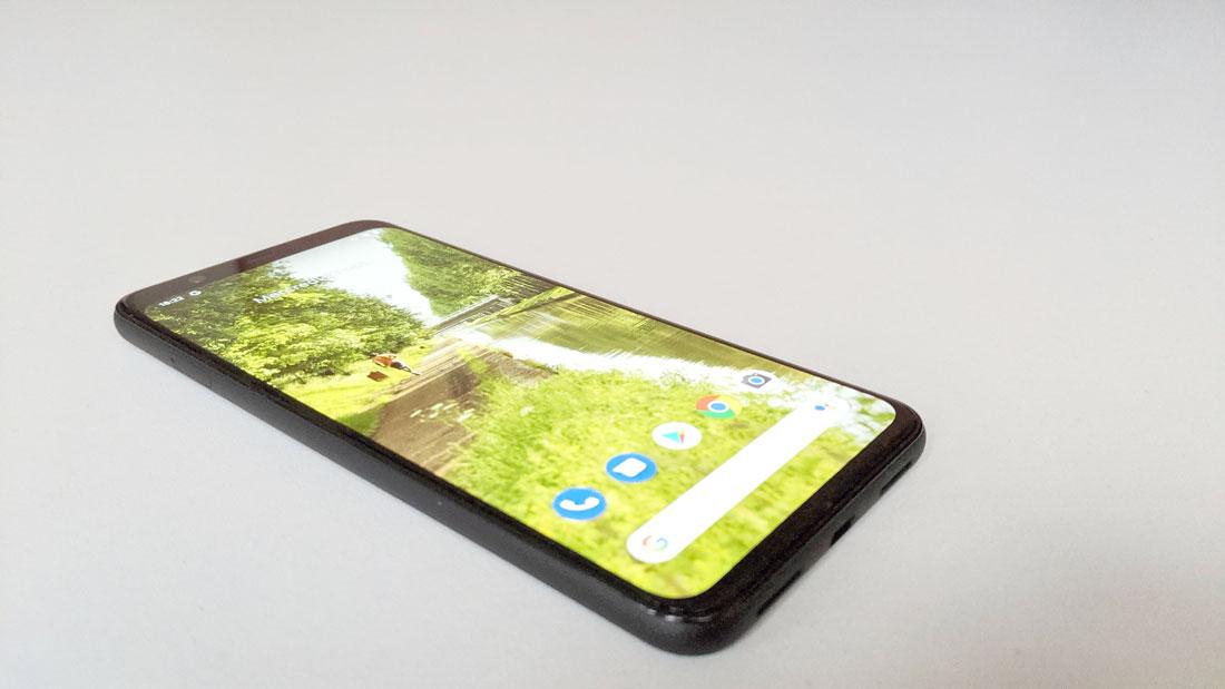 Le smartphone Google Pixel 4 XL, 2019, Ph. Moctar KANE.