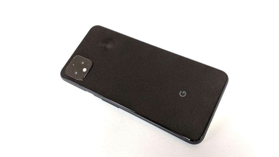 Google Pixel 4 XL, 2019, Ph. Moctar KANE.