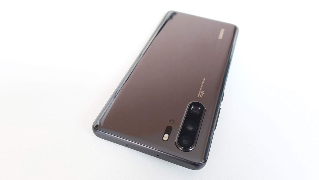 Le smartphone Huawei P30 Pro, 2019, Ph. Moctar KANE.