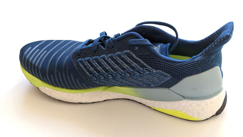 Chaussure de running Adidas Solar Boost, 2019, Ph. Moctar KANE.