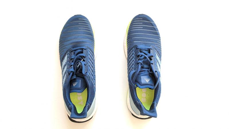 Chaussures de running Adidas Solar Boost, 2019, Ph. Moctar KANE.